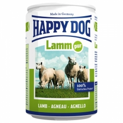 Happy Dog Lamm Pur 200g