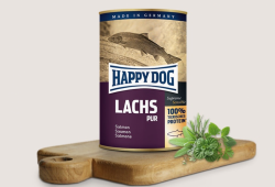 Happy Dog Lachs Pur 200g