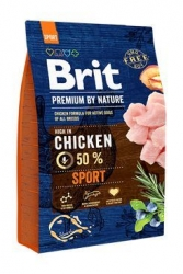 Brit Premium Dog by Nature Sport 3 kg