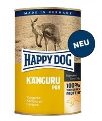 Happy Dog Känguru Pur 400g