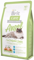 BRIT Care Cat Angel I`m Delighted Senior 7kg