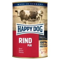 Happy Dog Rind Pur 400g