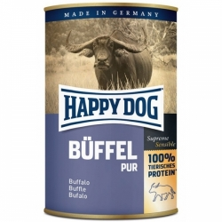 Happy Dog Büffel Pur 400g
