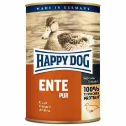 Happy Dog Ente Pur 400g