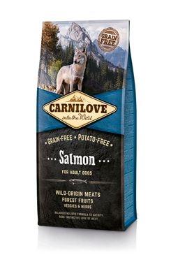Výsledek obrázku pro Carnilove Dog Salmon & Turkey for LB Puppies
